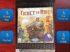 Ticket To Ride Amercian Edition NEW & SEALED  AU STOCK