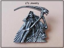 "steel jacket badge emblem apocalypse hat z7qq The Hellion Biker Pin - 1 1/2"""