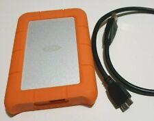 LaCie Rugged Mini 1TB | Unidad de disco duro externo USB 3