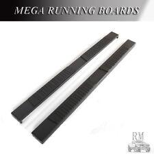 "NEW Fits 2009-2018 DODGE RAM 1500 Crew Cab 83"" Length Black Mega Running Boards"
