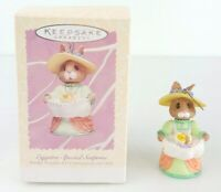 Hallmark Keepsake Ornament Tender Touches 1996 Easter Collection By Ed Seale