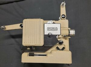 Vintage EUMIG P8 Phonomatic Novo 8mm Film Projector