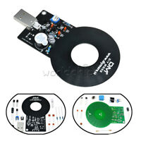 DC 3V-5V 60mm Metal Detector Electronic Kit Non-contact Module DIY Kit With CASE