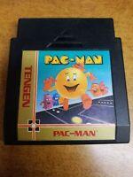 Pac-Man (Nintendo Entertainment System, 1990)(Tengen)(Tested)