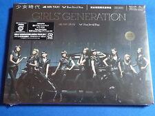 Girls' Generation Mr TAXI Run Devil Run CD+DVD+photobook Trading Card enclosed