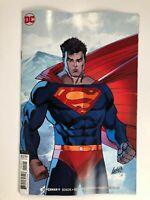 Superman #9 (DC 2019) Rob Liefeld Cover B Variant Brian Michael Bendis