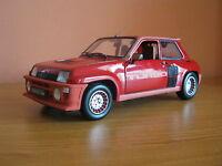 Renault 5 Turbo Tuning Umbau modification Maxi Turbo Tour de Corse 1:18