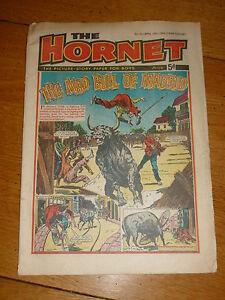 The Hornet Comic - No 32 - DATE 18/04/1964 - UK Paper Comic