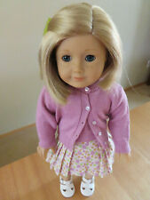 American Girl Doll Retired Kit Kittredge with Lots Of Clothes and Accessories!!!