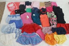 BABY GIRL 36 PC LOT PANTS SHORTS BLOOMERS NEWBORN - 24 MONTHS 2T GUESS GYMBOREE