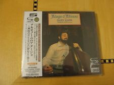 Gary Karr - Adagio D'Albinoni - SHM-XRCD XRCD24 CD SEALED Japan