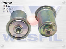 WESFIL FUEL FILTER FOR Daihatsu Charade 1.3L 1993 06/93-1996 WZ361