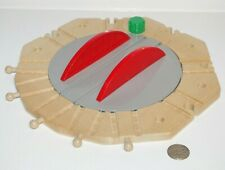 Thomas & Friends Wooden Railway Train Tank - Action Turntable Roundabout - 1996