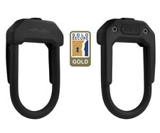 Hiplok DX D Black Bike Lock -Brand New - GOLD Sold Secure Rating - Bicycle Lock