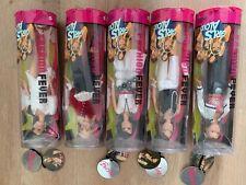 Barbie fashion fever Girls Aloud dolls full set