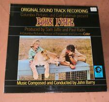 LP - BORN FREE - Original Sound Track Recording - MGM 2315 031 - 1966