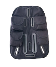OMS Back Pad With 4 Integrated 2lb Weight Pockets