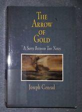 The Arrow Of Gold by Joseph Conrad (Pb)