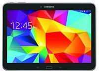 """Samsung Galaxy Tab 4 SM-T537V (WiFi + Verizon 4G LTE) 10.1"""",16GB, Black"""