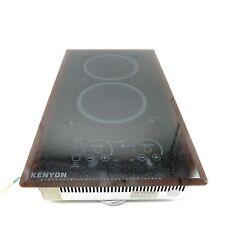 Kenyon 2 Flammen Kochfeld 120V mit Lite Touch Q 2 Control PUPS System B40575PUPS