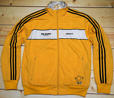 ADIDAS ADICOLOR Y4 - MR. HAPPY - vintage ORIGINALS sweatshirt TRACK TOP - size L