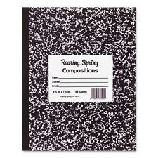 Roaring Spring Roaring Spring Tapebound Composition Notebook ROA77505
