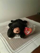 Ty beanie babies blackie Rare German Tag Mint Condition
