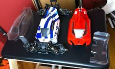 New ListingTekno Eb410 Race Roller with many race ready upgraded parts 1/10 Buggy