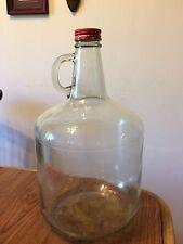 Vintage Coca-Cola Gallon Jug with Original Metal Cap