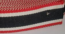 Kriegsverdienstkreuz 2.Klasse KVK Ordensband Breite 15 mm Länge 30 cm