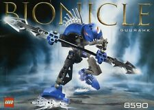 LEGO 8590 - Bionicle Rahkshi - Guurahk - NO BOX