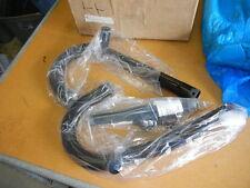 Vintage NOS MAC Black Ceramic Muffler Exhaust Head Header Pipes BMW 1985-87 R65
