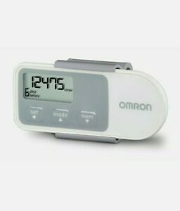 Omron HJ-320-Z Tri-Axis Walking Pedometer, Steps, Distance, 7 Day Memory