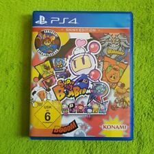Ps4 - Super Bomberman Shiny Edition - Playstation 4
