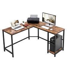 Vintage Computertisch Schreibtisch PC tisch Bürotisch Arbeitstisch Esstisch