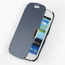 Unifarbene Handy-Taschen & -Schutzhüllen aus Kunstleder für das Samsung Galaxy S