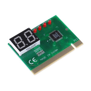 PC diagnostic 2-digit pci card motherboard tester analyzer code For computerBDNI