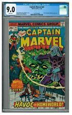 Captain Marvel #41 (1975) Bronze Age Ronan the Accuser CGC 9.0 HH197