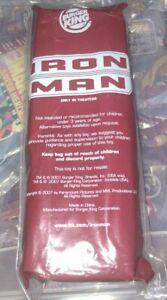 2007 Iron Man Burger King Kid's Meal Toy - Iron Man Puzzle