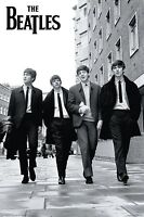 BEATLES - LONDON STREET POSTER 24x36 - MUSIC BAND 49506