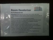 Deodorizer Professional for Room Carpet Furniture Clothing Air Camper RV Cabin