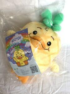 Moriah Elizabeth Georgie Plushie Plush Stuffed Animal Pineapple Official Merch