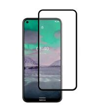 9H HD Slim Full Cover Tempered Glass Protector Guard For Nokia 3.4