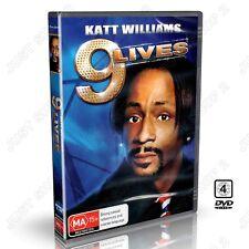 Katt Williams 9 Lives : New Comedy DVD