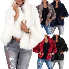 N533 Damen Poncho Pullover Bluse Pulli Strick Sweater Jacke Cardigan Tunika