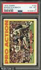 1972 Topps Football #122 Roger Staubach In Action RC Rookie HOF PSA 6 EX-MT