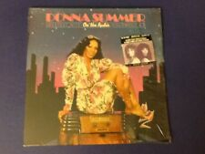 DONNA SUMMER~on the radio CASABLANCA 1979 Greatest Hits Vol 1 & 2~ 2LP BOTH Vg+