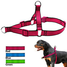No Pull Dog Harness Nylon Front Leading Vest for Small Medium Large Dogs Boxer