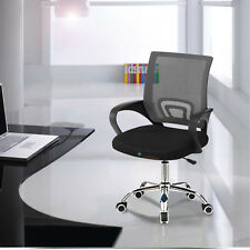 COMPUTER LAPTOP HOME OFFICE MESH CHAIR ADJUSTABLE ERGONOMIC 360° SWIVEL LIFT
