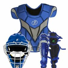 Force3 Pro Gear Catcher's Gear Full Set (Royal, Adult)